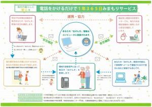 おげんきメールサービス4号会員用パンフ